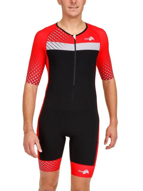KiWAMi Prima LD Aero Suit Unisex black/red